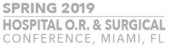 2019 Spring O.R. & Surgical