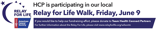 Relay for Life - A Team Event to Fight Cancer
