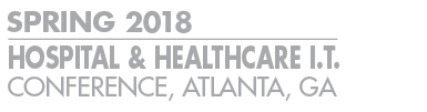 2018 Spring Hospital & Healthcare I.T. Conference