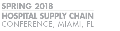 2018 spring Supply Chain previous conference logo